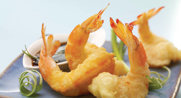 Tempura shrimp with tails left on make a delightful party treat. Learn how easy it is to make tempura shrimp at home use these great tips and recipes
