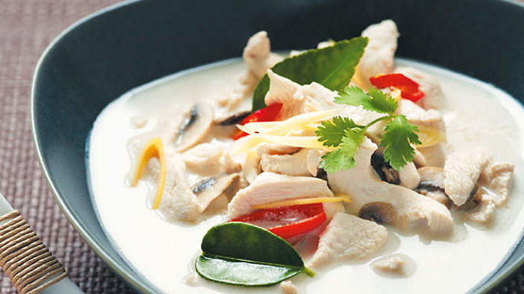 Thai Tom Kha Gai recipes showcase the delights of fresh herbs and lime. See the wonderful array of recipes in this article