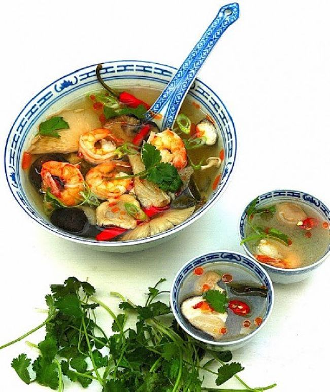 Homemade Tom Yum soup is a delight as you control the ingredients and the taste. Prawn Tom Yum soup is the most popular. See the great recipes here in this article