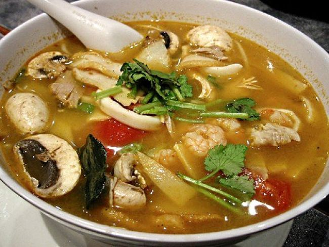 The secret of Tom Yum Soups is the homemade stock. Learn how to make it at home here in this article
