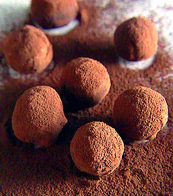 Chocolate truffles recipe and tips