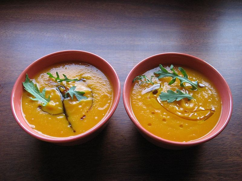 Pumpkin is a delightful ingredient for vegetable stews. See the recipes here.