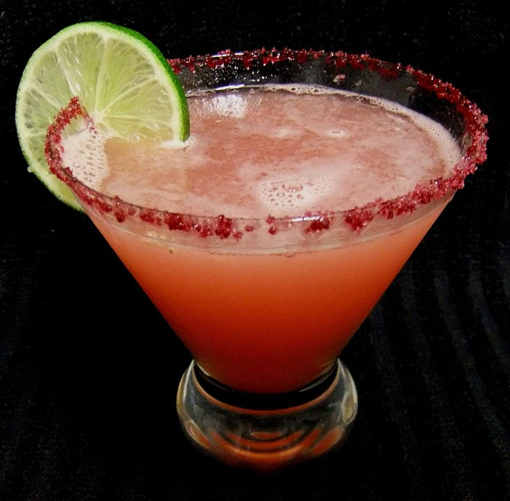 You can make watermelon margarita using various liquers, fresh fruit and herbs to create interesting variations on the classic Margaritas