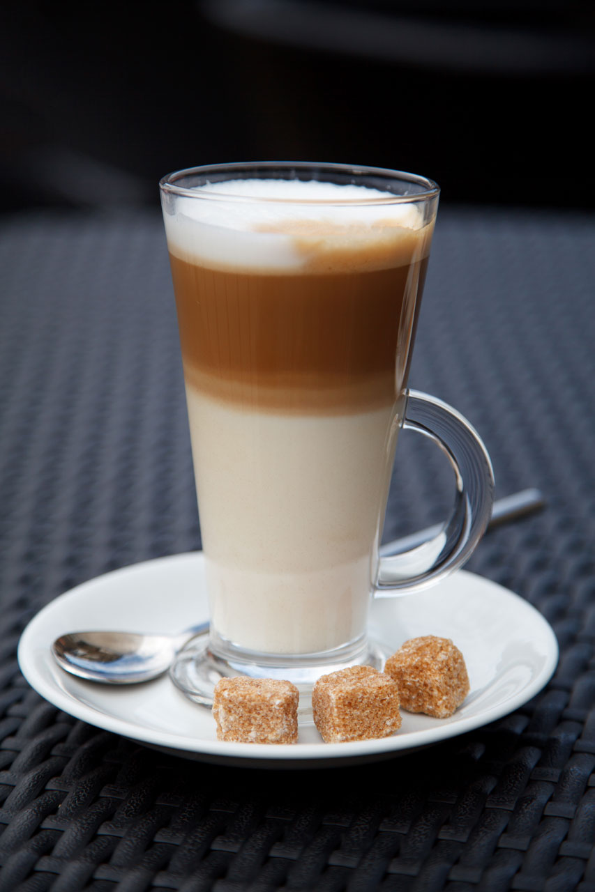 Coffee Latte is surprisingly difficult to make. Australians make the best lattes in the World