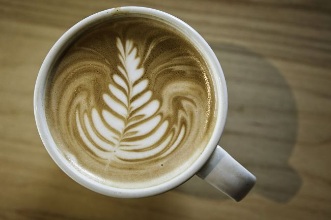 Lovely Cafe Latte - find out which white coffee type is best for you